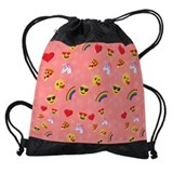Emojione Drawstring Bag