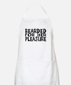 Bearded for her Pleasure Apron