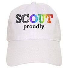 Scout Proudly Baseball Cap