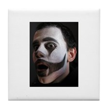 Shock and Clown Tile Coaster