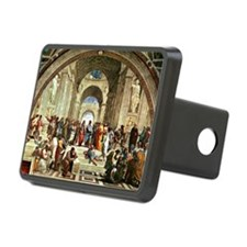 Raphael - School of Athens Hitch Cover