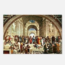 Raphael - School of Athen Postcards (Package of 8)
