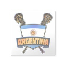 Argentina Lacrosse Team Logo Sticker