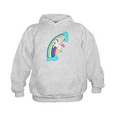 Cute Pegasus Hoodie