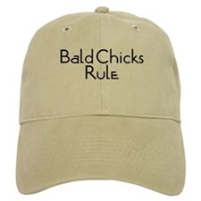 Bald Chicks Rule Hat