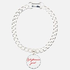 california-girl-jan-red Bracelet