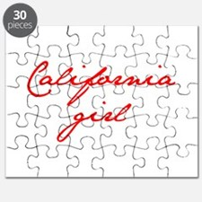 california-girl-jan-red Puzzle