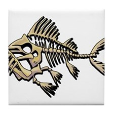 Skello Fish Tile Coaster