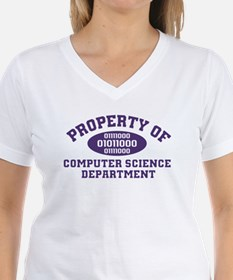 Property Of Computer Science Department T-Shirt