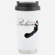 Believe in Miracles Travel Mug