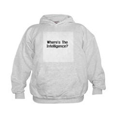 Where's the Intelligence Hoodie