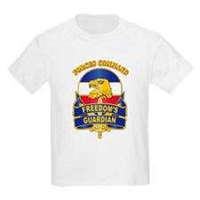 DUI - FORSCOM with Text T-Shirt