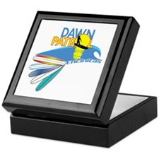 Dawn Patrol Encinitas Keepsake Box