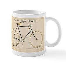 Bicycle, Vintage Poster Mugs