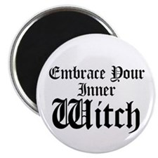 Inner Witch Magnet