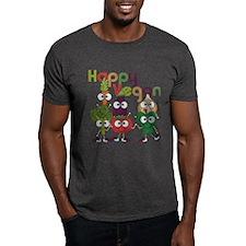 Happy Vegan T-Shirt