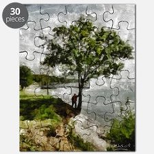 Standing Tall Firmly Rooted Puzzle
