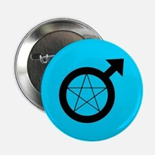 Male Witch Button