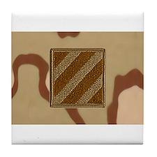 """3id """"stealth"""" series 3 - Tile Coaster"""