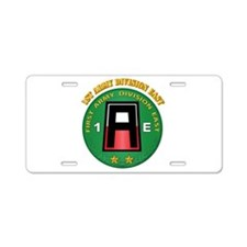 SSI - First Army Division East with Text Aluminum