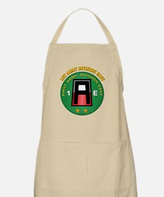 SSI - First Army Division East with Text Apron