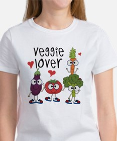Veggie Lover Women's T-Shirt