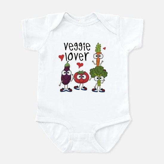 Veggie Lover Infant Bodysuit