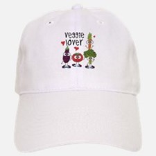 Veggie Lover Baseball Baseball Cap