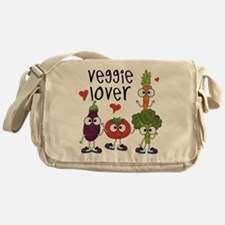 Veggie Lover Messenger Bag