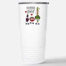 Veggie Lover Stainless Steel Travel Mug