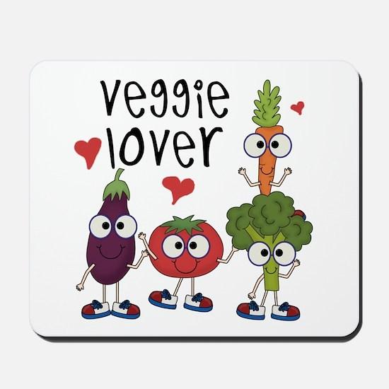 Veggie Lover Mousepad
