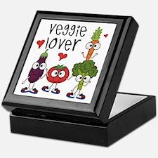 Veggie Lover Keepsake Box