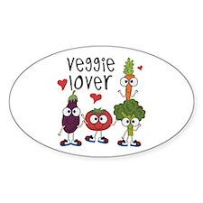 Veggie Lover Decal