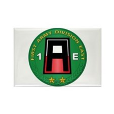 SSI - 1st Army Division East with Text Rectangle M