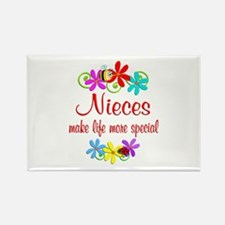 Special Niece Rectangle Magnet