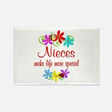 Special Niece Rectangle Magnet (10 pack)