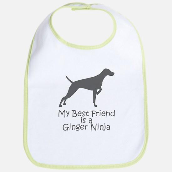 Bib - Ginger Ninja