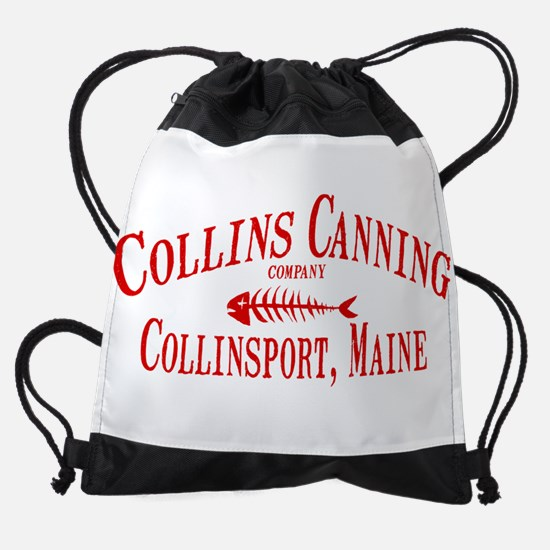 collinsport can.png Drawstring Bag