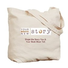 Tracking Wonder/Your Brave New Story Tote Bag