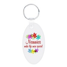 Special Nannie Keychains