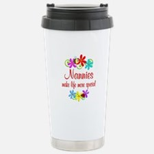 Special Nannie Travel Mug