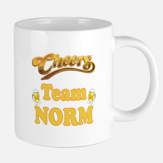 Team Norm Peterson 20 oz Ceramic Mega Mug