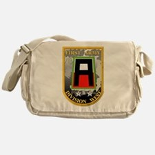 SSI - First Army Division West Messenger Bag