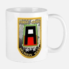 SSI - First Army Division West Mug