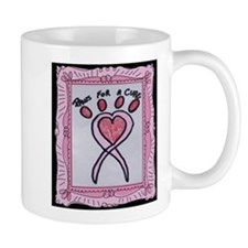 Paws For A Cure Mugs