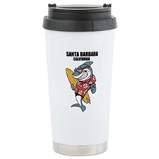 Santa Barbara, California Travel Mug