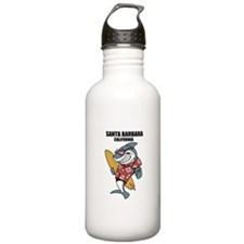 Santa Barbara, California Water Bottle