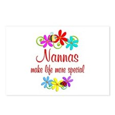 Special Nanna Postcards (Package of 8)