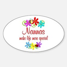Special Nanna Decal