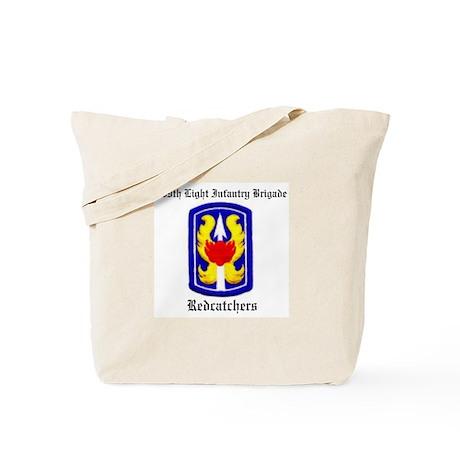 199th Light Infantry Brigade Tote Bag